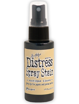 Tim Holtz - Distress Spray Stain - Antique Linen