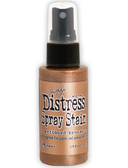 Tim Holtz - Distress Spray Stain - Antiqued Bronze