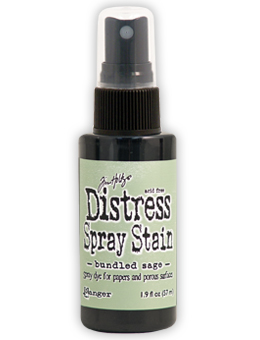 Tim Holtz - Distress Spray Stain - Bundled Sage
