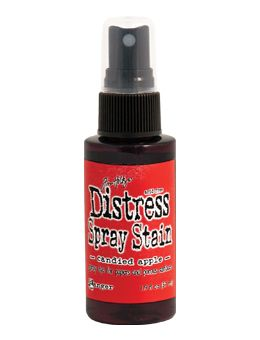 Tim Holtz - Distress Spray Stain - Candied Apple