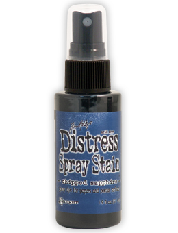 Tim Holtz - Distress Spray Stain - Chipped Saphire