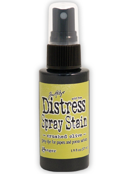 Tim Holtz - Distress Spray Stain - Crushed Olive