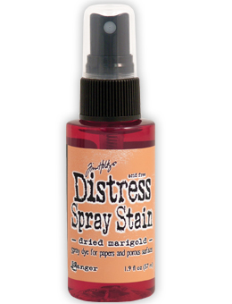 Tim Holtz - Distress Spray Stain - Dried Marigold