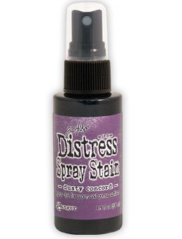 Tim Holtz - Distress Spray Stain - Dusty Concord