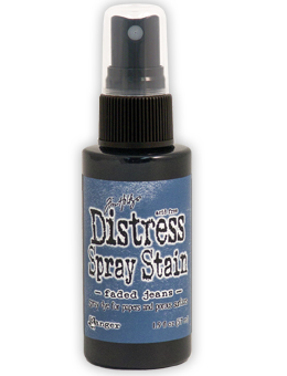 Tim Holtz - Distress Spray Stain - Faded Jeans