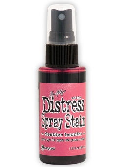 Tim Holtz - Distress Spray Stain - Festive Berries