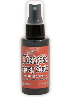 Tim Holtz - Distress Spray Stain - Fired Brick