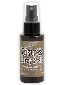 Tim Holtz - Distress Spray Stain - Frayed Burlap