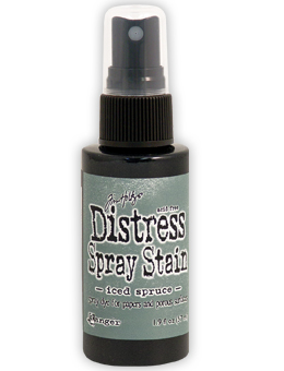 Tim Holtz - Distress Spray Stain - Iced Spruce