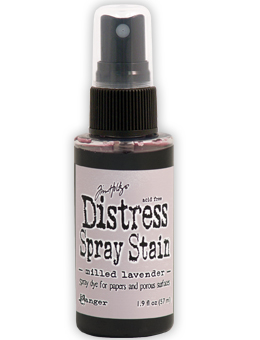 Tim Holtz - Distress Spray Stain - Milled Lavender