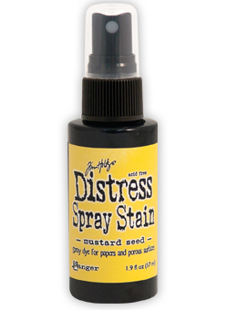 Tim Holtz - Distress Spray Stain - Mustard Seed