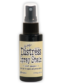 Tim Holtz - Distress Spray Stain - Old Paper