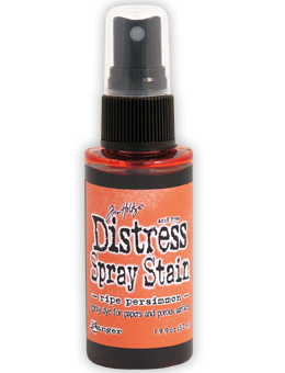Tim Holtz - Distress Spray Stain - Ripe Persimmon