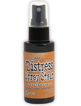 Tim Holtz - Distress Spray Stain - Rusty Hinge