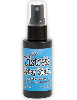 Tim Holtz - Distress Spray Stain - Salty Ocean
