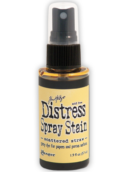 Tim Holtz - Distress Spray Stain - Scattered Straw