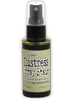 Tim Holtz - Distress Spray Stain - Shabby Shutters