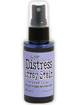 Tim Holtz - Distress Spray Stain - Shaded Lilac