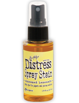 Tim Holtz - Distress Spray Stain - Squeezed Lemonade
