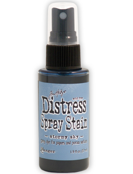 Tim Holtz - Distress Spray Stain - Stormy Sky