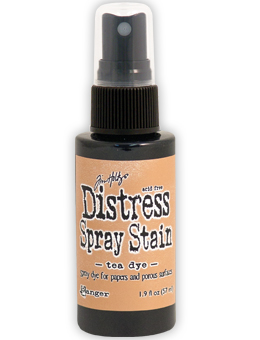 Tim Holtz - Distress Spray Stain - Tea Dye