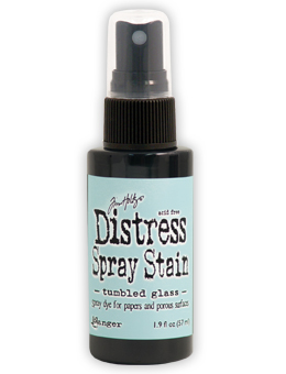Tim Holtz - Distress Spray Stain - Tumbled Glass