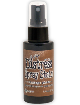 Tim Holtz - Distress Spray Stain - Vintage Photo