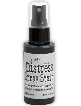 Tim Holtz - Distress Spray Stain - Weathered Wood