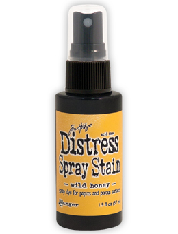 Tim Holtz - Distress Spray Stain - Wild Honey