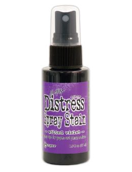 Tim Holtz - Distress Spray Stain- Wilted Violet