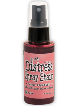 Tim Holtz - Distress Spray Stain - Worn Lipstick