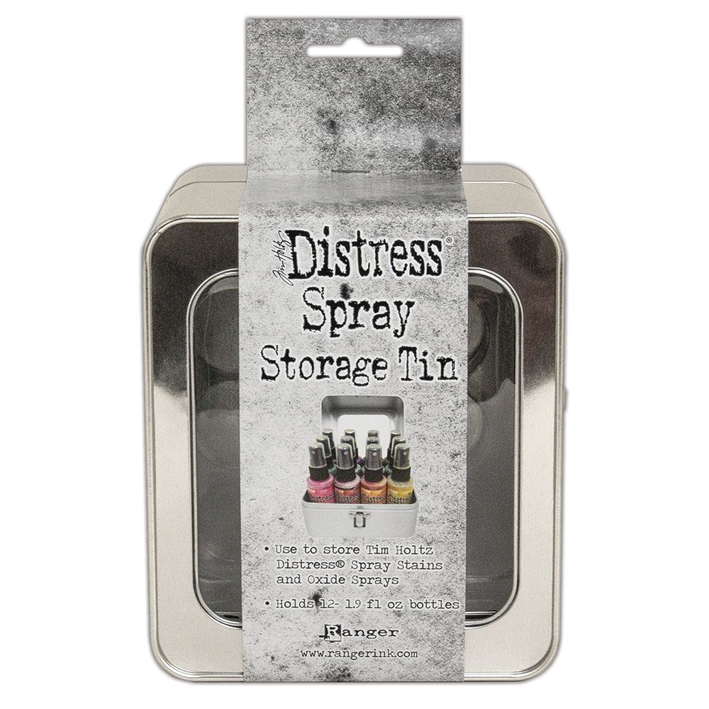 Tim Holtz - Distress  Spray - Storage Tin