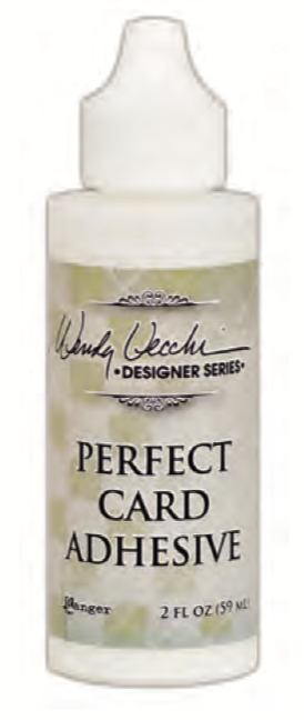 Wendy Vecchi - Perfect Cards Adhesive
